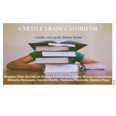 Cărțile traducătorilor. O discuție ArtLit la Bookfest