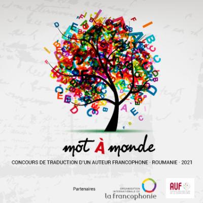 """ARTLIT se alătură ca partener Concursului """"Mot à monde"""""""