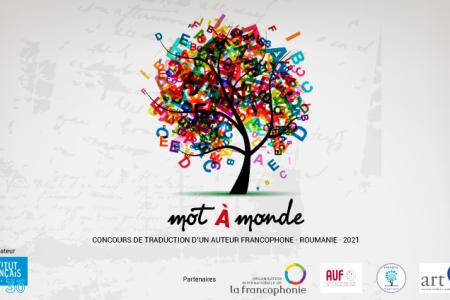 """ARTLIT se alătură ca partener al Concursului """"Mot à monde"""""""